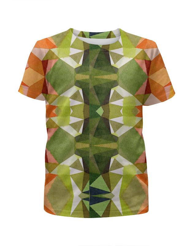 Футболка с полной запечаткой для девочек Printio Морковный фреш футболка с полной запечаткой для девочек printio морковный фреш