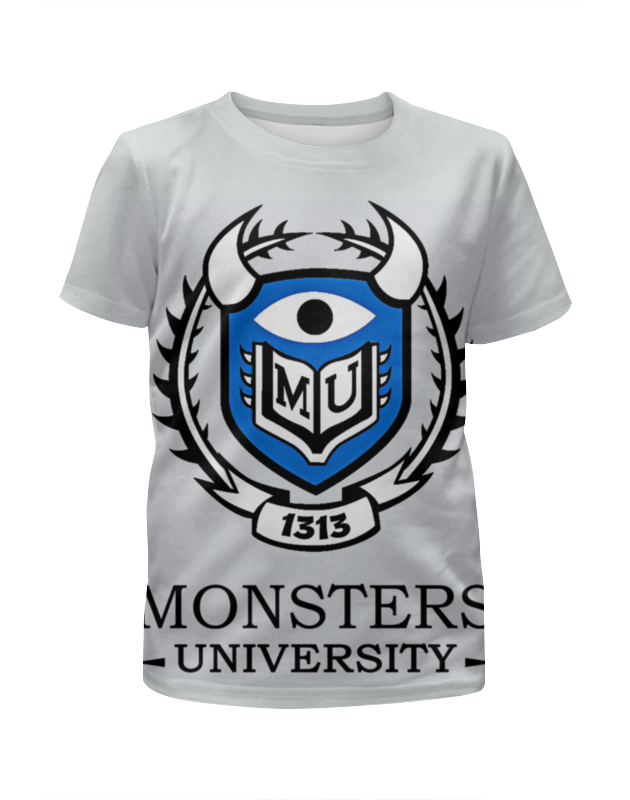Printio Monsters university sticky monsters