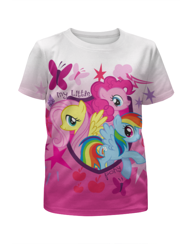 лучшая цена Printio My little pony