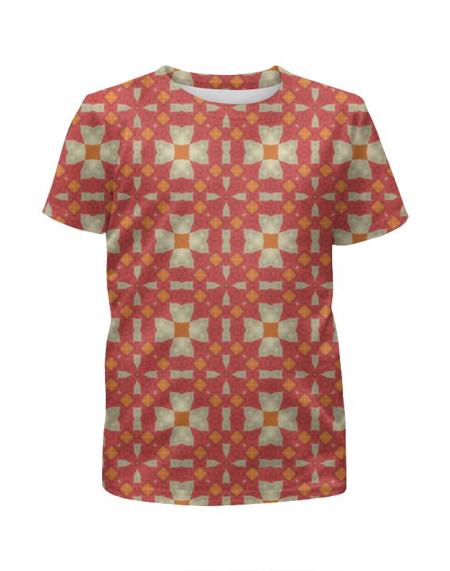 Футболка с полной запечаткой для девочек Printio Omrewq4300 футболка с полной запечаткой для девочек printio волгоградская область