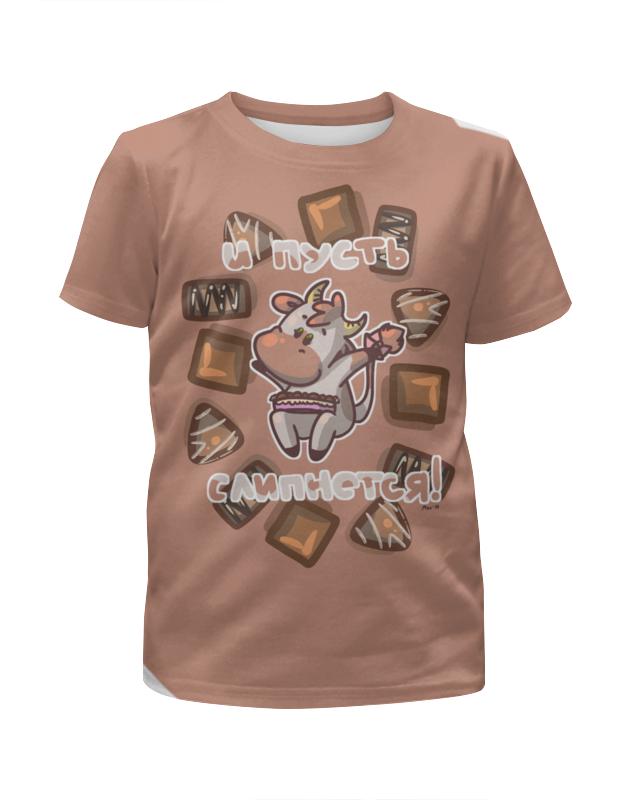 Футболка с полной запечаткой для девочек Printio Mooood футболка с полной запечаткой для девочек printio весеннее настроение