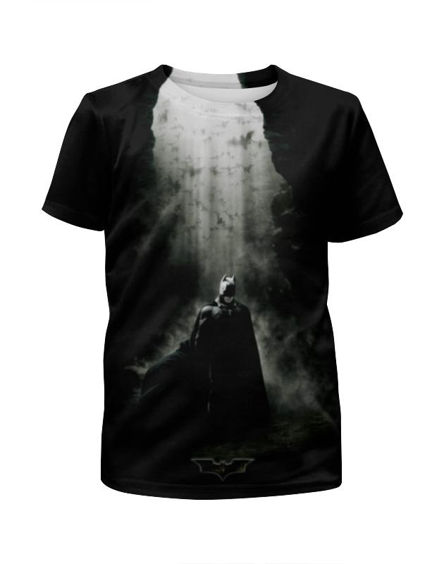 Футболка с полной запечаткой для девочек Printio Batman футболка с полной запечаткой для девочек printio batman