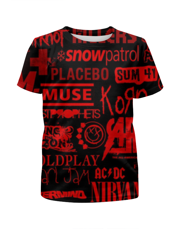Printio Rock band (рок группы) цена