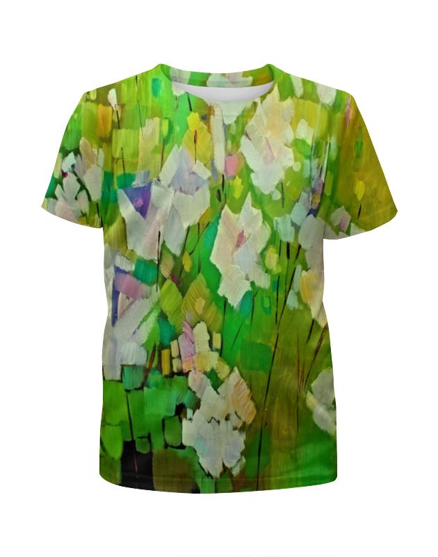 Printio Весна красками printio футболка весна весна