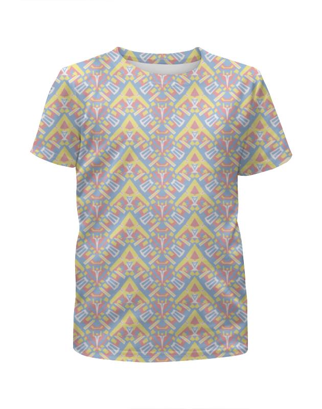 Футболка с полной запечаткой для девочек Printio Ngjjvbn480 футболка с полной запечаткой для девочек printio волгоградская область