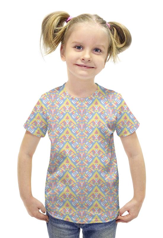 Футболка с полной запечаткой для девочек Printio Ngjjvbn480 футболка с полной запечаткой для девочек printio рианна