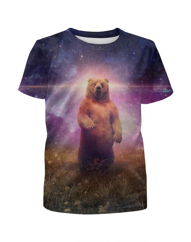 лучшая цена Printio Медведь
