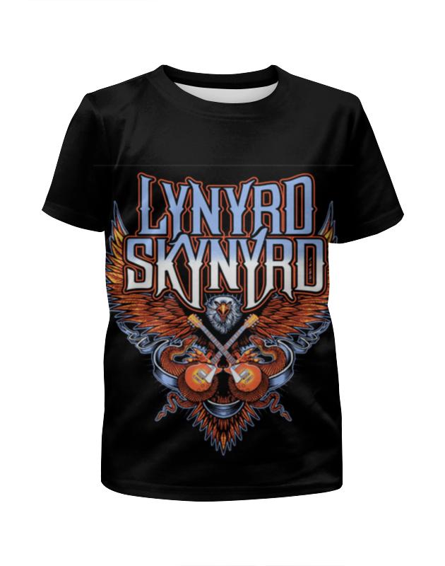 Футболка с полной запечаткой для девочек Printio Lynyrd skynyrd футболка с полной запечаткой для девочек printio пртигр arsb
