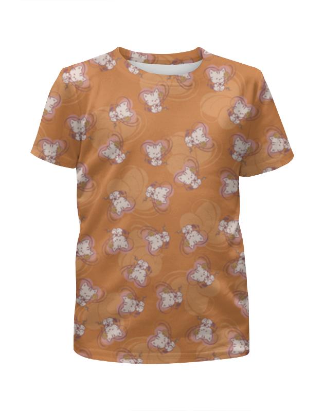 Printio Котенок с клубком футболка с полной запечаткой мужская printio котенок с клубком