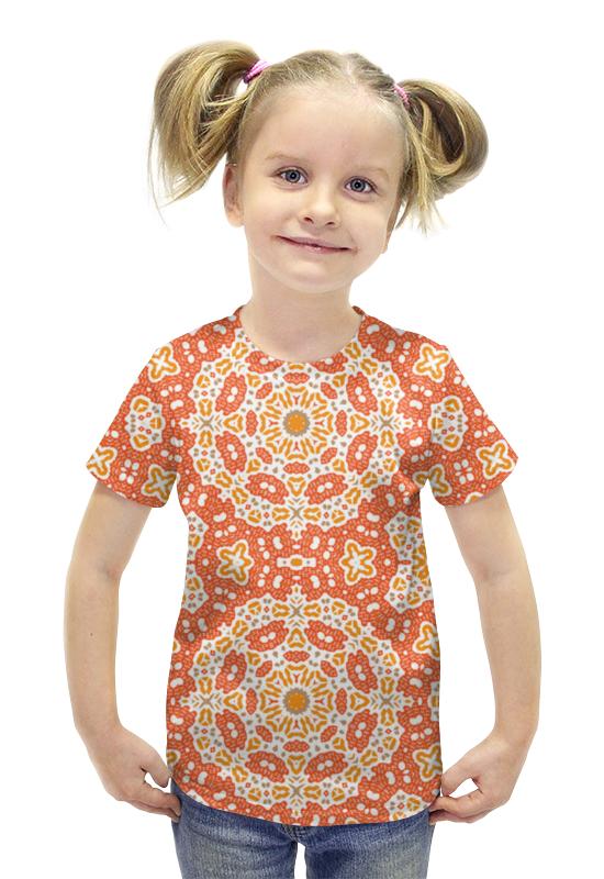 Футболка с полной запечаткой для девочек Printio sunny футболка с полной запечаткой для девочек printio spawn