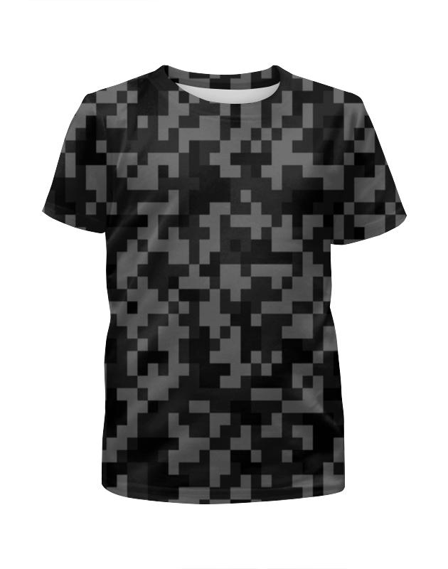Футболка с полной запечаткой для девочек Printio Текстура футболка с полной запечаткой для девочек printio волгоградская область