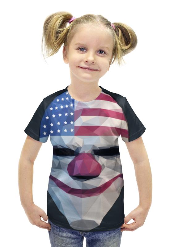 Футболка с полной запечаткой для девочек Printio payday футболка с полной запечаткой для девочек printio пртигр arsb