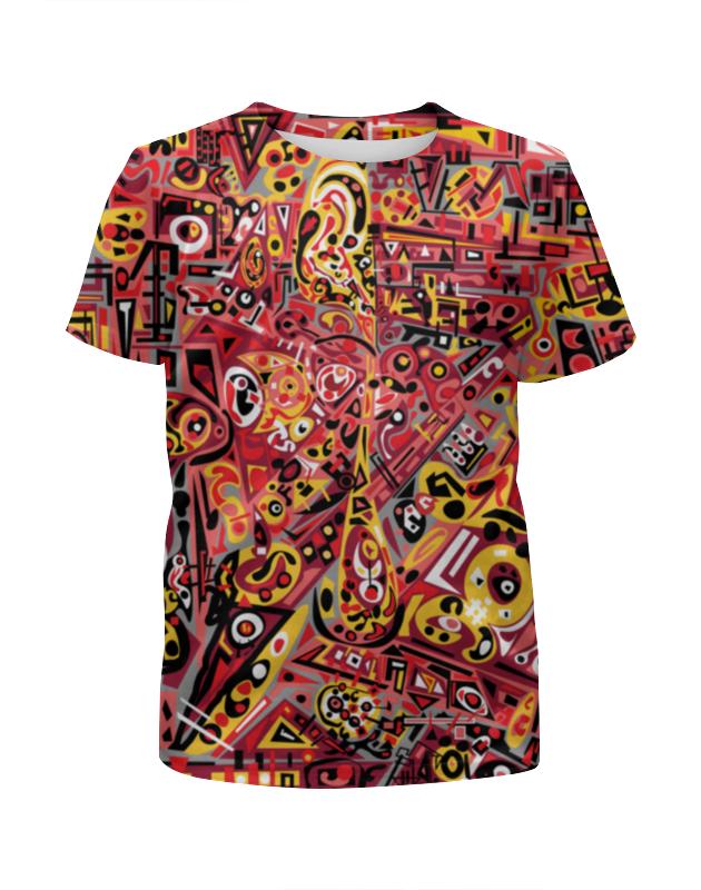 Футболка с полной запечаткой для девочек Printio Zdermm431 футболка с полной запечаткой для девочек printio волгоградская область