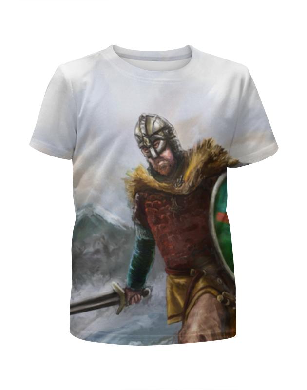 Printio Путь воина футболка с полной запечаткой для мальчиков printio путь воина