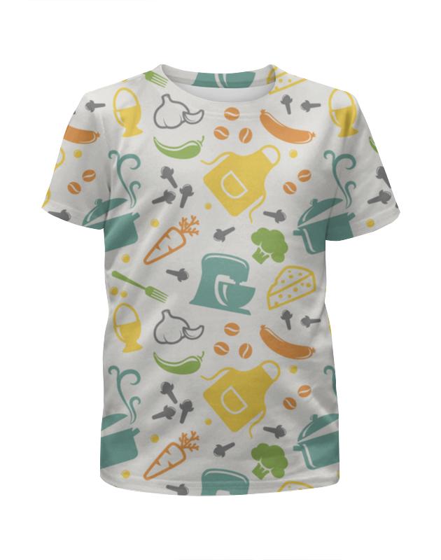 Printio Kitchen футболка с полной запечаткой для девочек printio на отдых