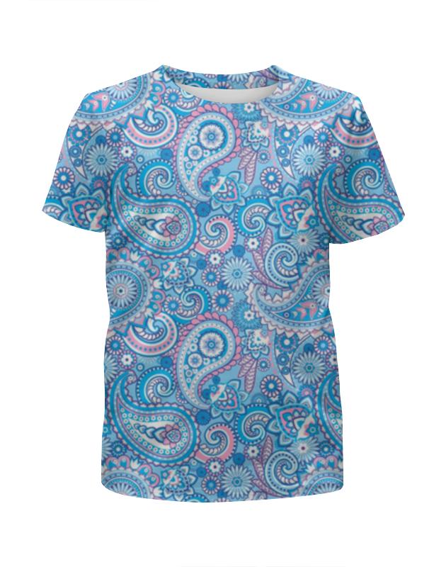 Футболка с полной запечаткой для девочек Printio Турецкий огурец футболка с полной запечаткой для девочек printio пртигр arsb