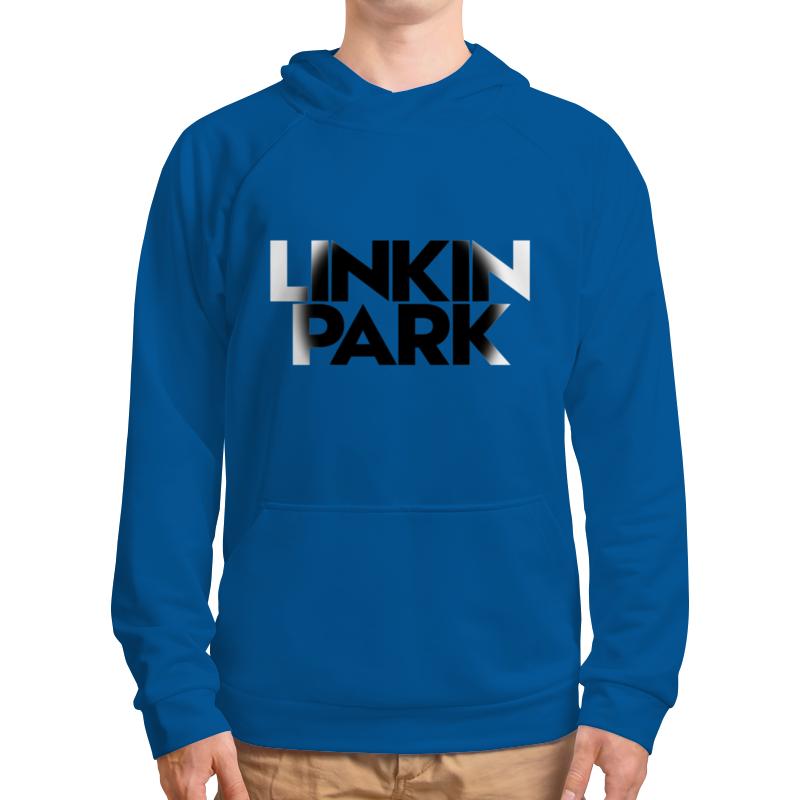 Толстовка с полной запечаткой Printio Linkin park рюкзак с полной запечаткой printio linkin park