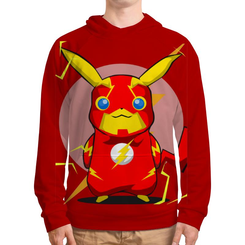 Толстовка с полной запечаткой Printio Покемон / pokemon