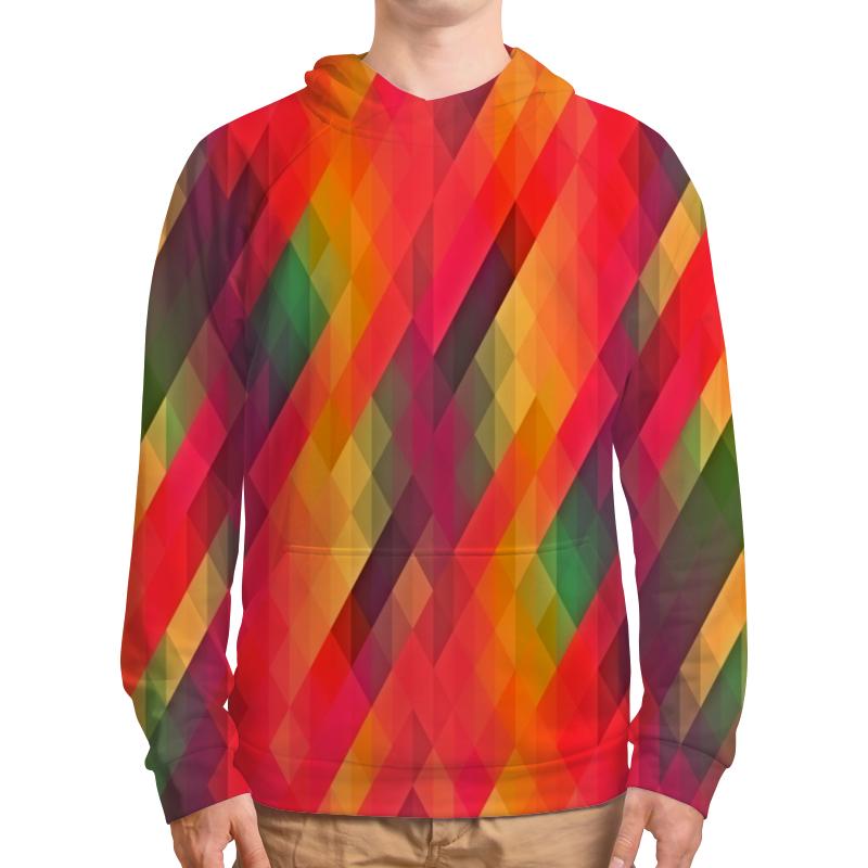 Толстовка с полной запечаткой Printio Многоцветный joyochfoto многоцветный 5 7ft