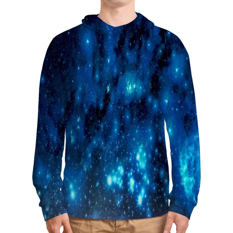 Толстовка с полной запечаткой Printio Звездное небо картленд б звездное небо гонконга