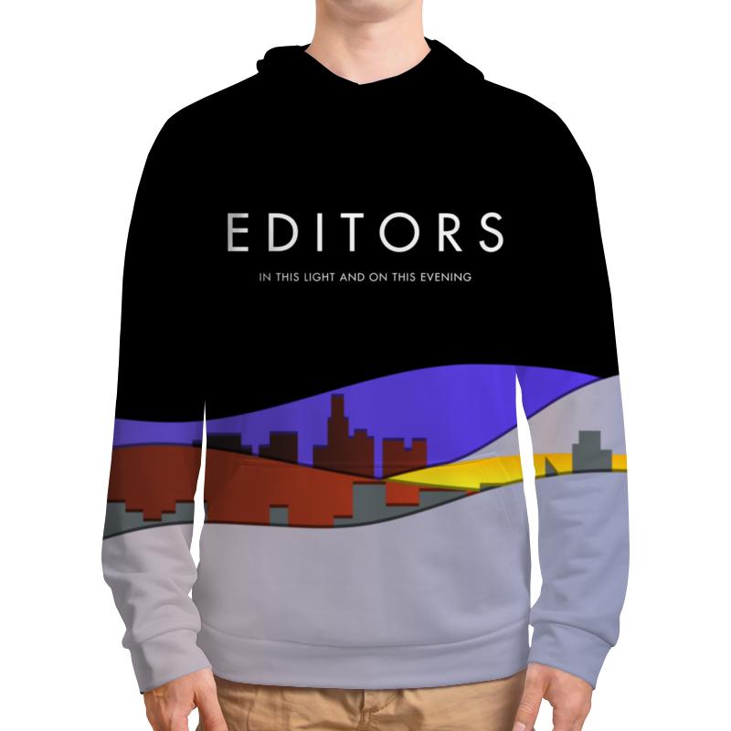 Толстовка с полной запечаткой Printio Editors editors editors in dream