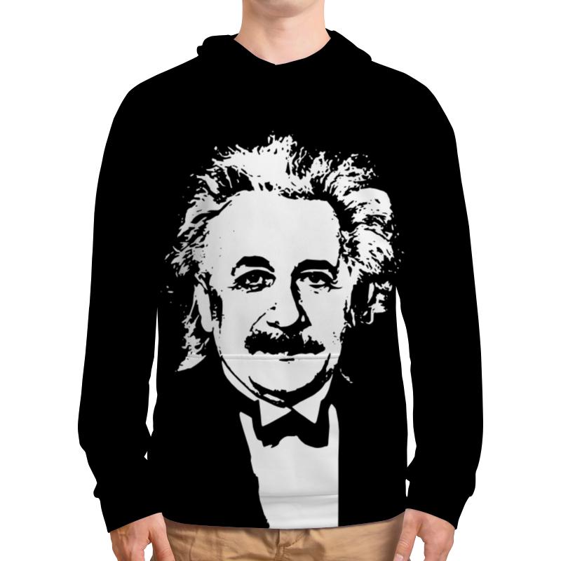 Толстовка с полной запечаткой Printio Эйнштейн альберт эйнштейн леопольд инфельд эволюция физики