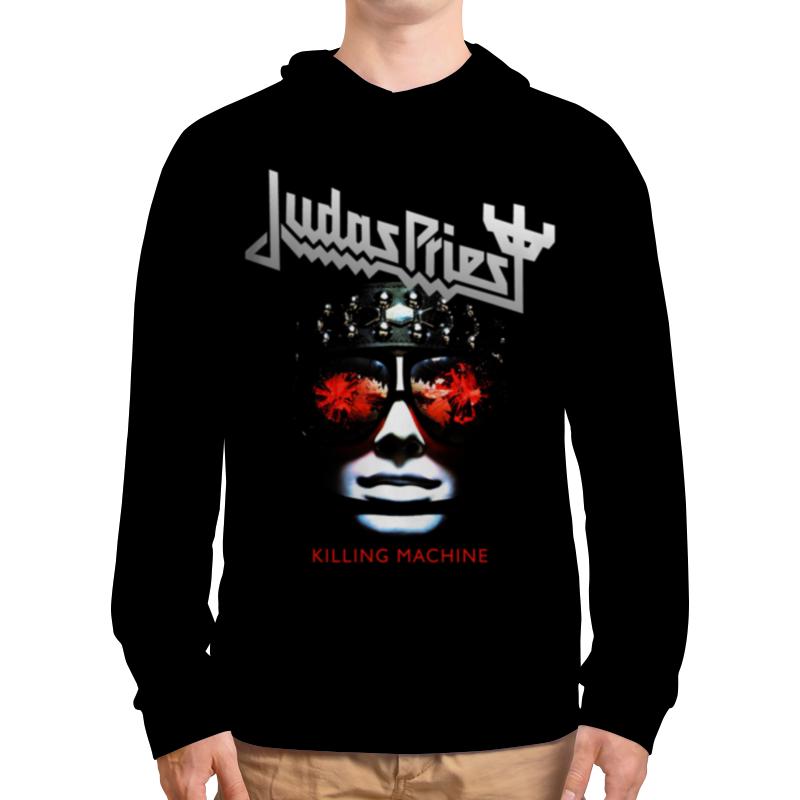 Толстовка с полной запечаткой Printio Judas priest, музыка, рок, группы, метал, виниловая пластинка judas priest redeemer of souls