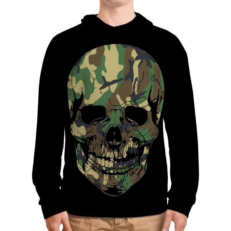 Фото - Толстовка с полной запечаткой Printio Skull - 11 толстовка с полной запечаткой printio skull 23