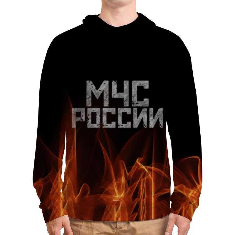 Толстовка с полной запечаткой Printio Мчс россии футболка с полной запечаткой мужская printio мчс россии