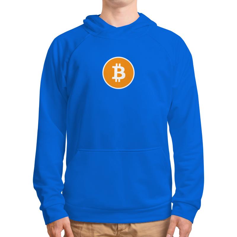 Толстовка с полной запечаткой Printio Miner - bitcoin blue kuangcheng scrypt miner usb miner gridseed asic miner psu 8a miners dedicated
