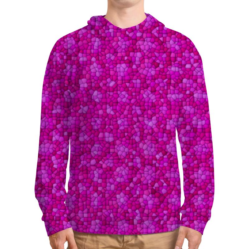 Толстовка с полной запечаткой Printio Purple толстовка с полной запечаткой printio худи azizi x otaku
