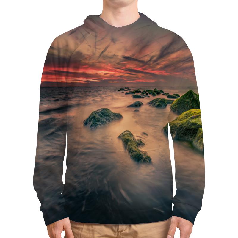 Толстовка с полной запечаткой Printio Острова калека с острова инишмаан