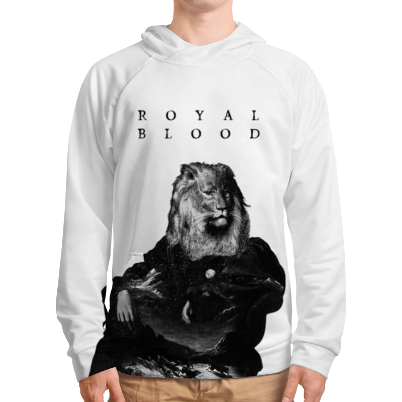 Printio Royal blood цена и фото
