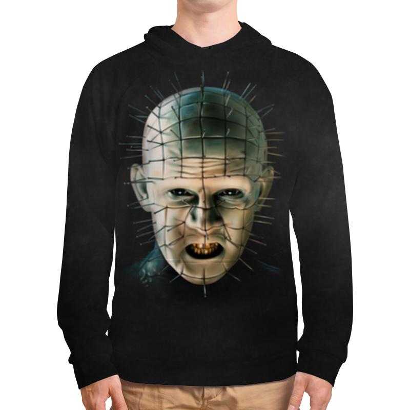 Толстовка с полной запечаткой Printio Пинхед (восставший из ада) футболка wearcraft premium printio пинхед восставший из ада