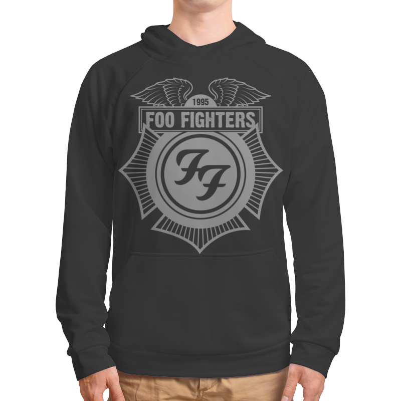 Толстовка с полной запечаткой Printio Foo fighters футболка с полной запечаткой мужская printio foo fighters