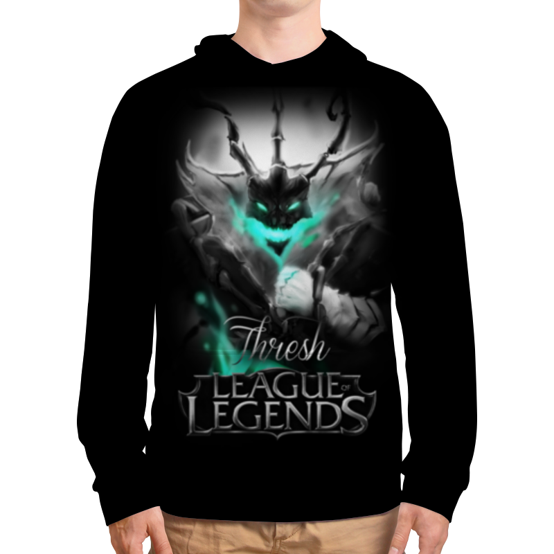 Printio League of legends. треш