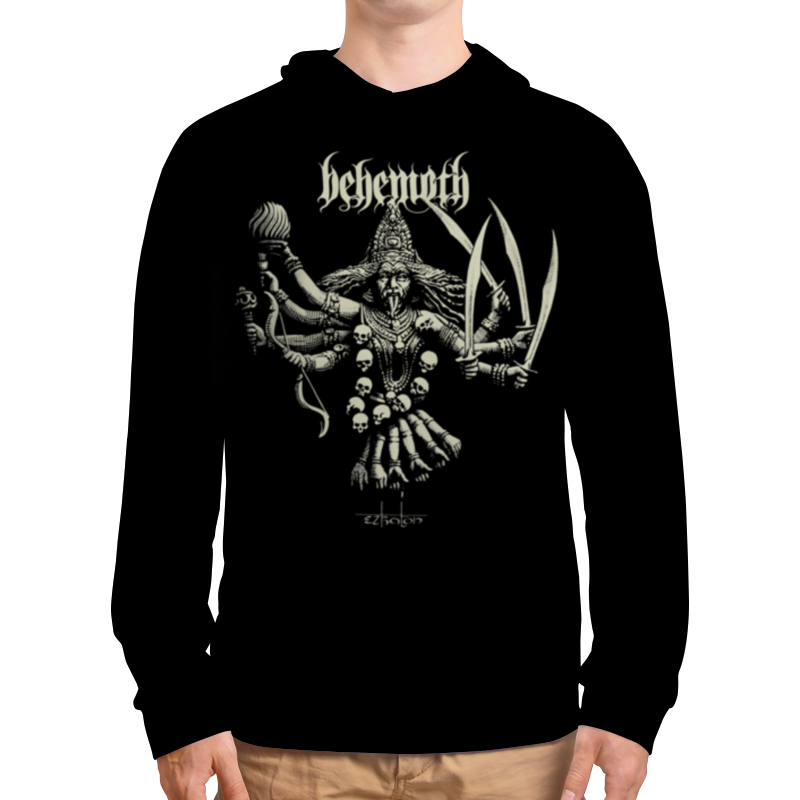 Толстовка с полной запечаткой Printio Behemoth behemoth behemoth zos kia cultus here and beyond