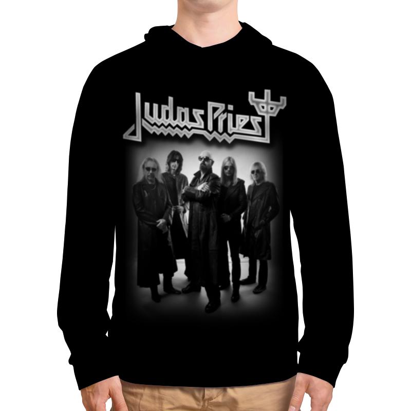Толстовка с полной запечаткой Printio Judas priest виниловая пластинка judas priest redeemer of souls