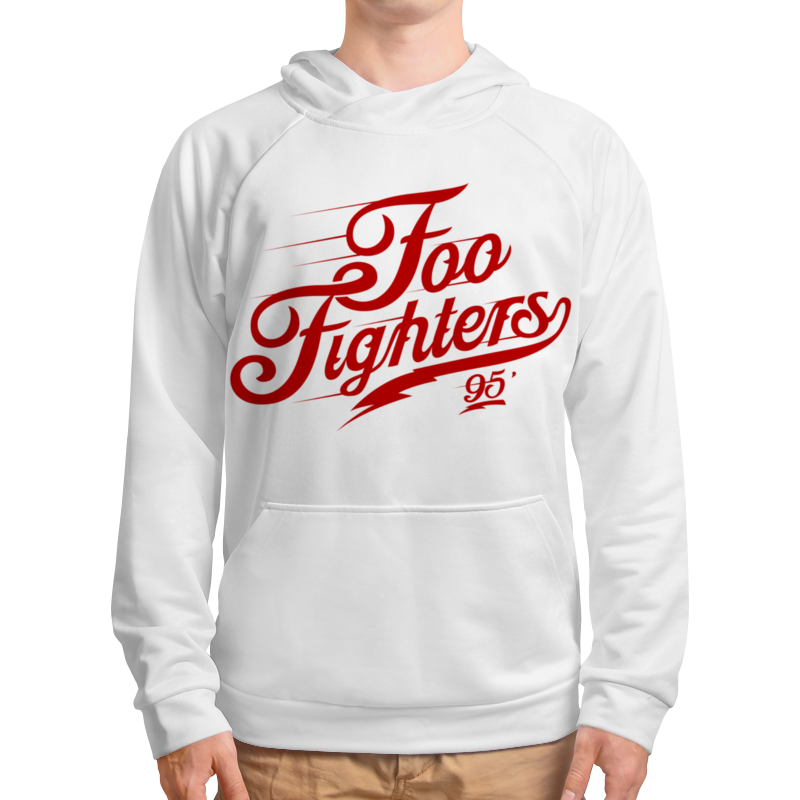 Printio Foo fighters толстовка с полной запечаткой printio foo fighters