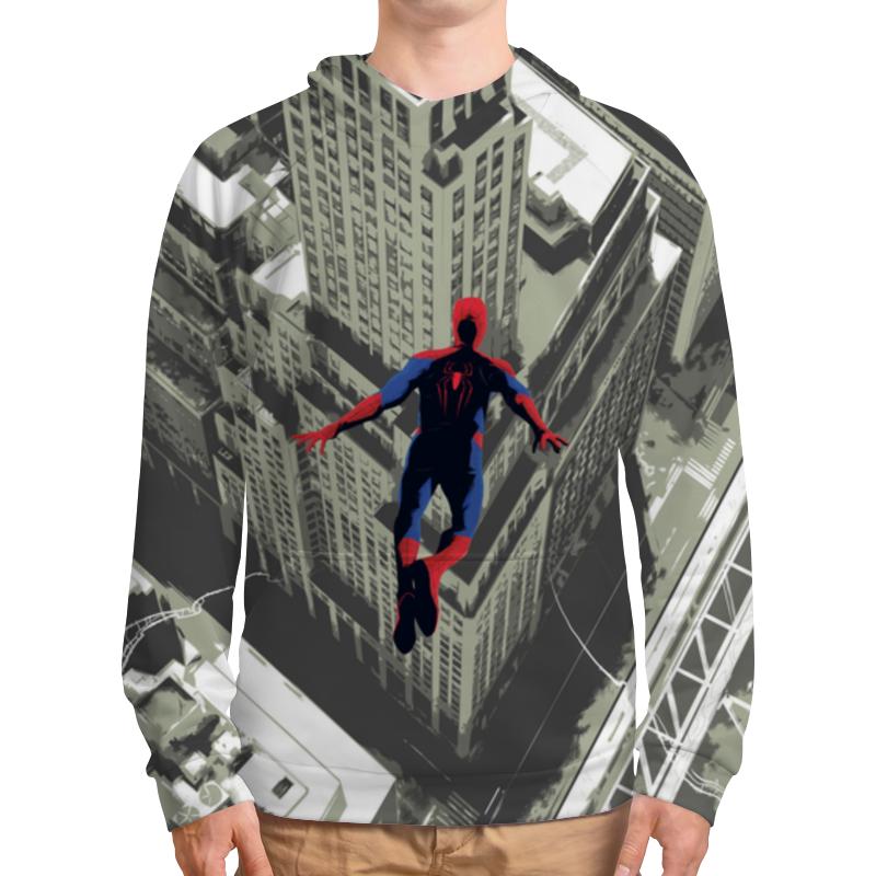 Толстовка с полной запечаткой Printio Spider-man