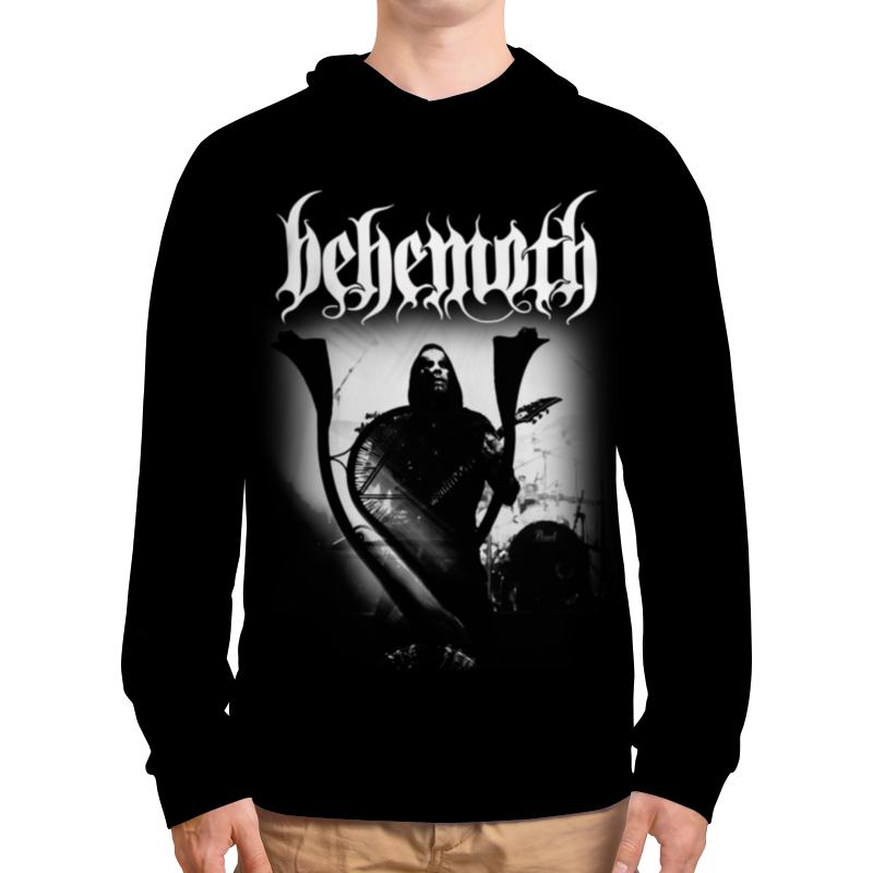 Толстовка с полной запечаткой Printio Behemoth behemoth behemoth pandemonic incantations