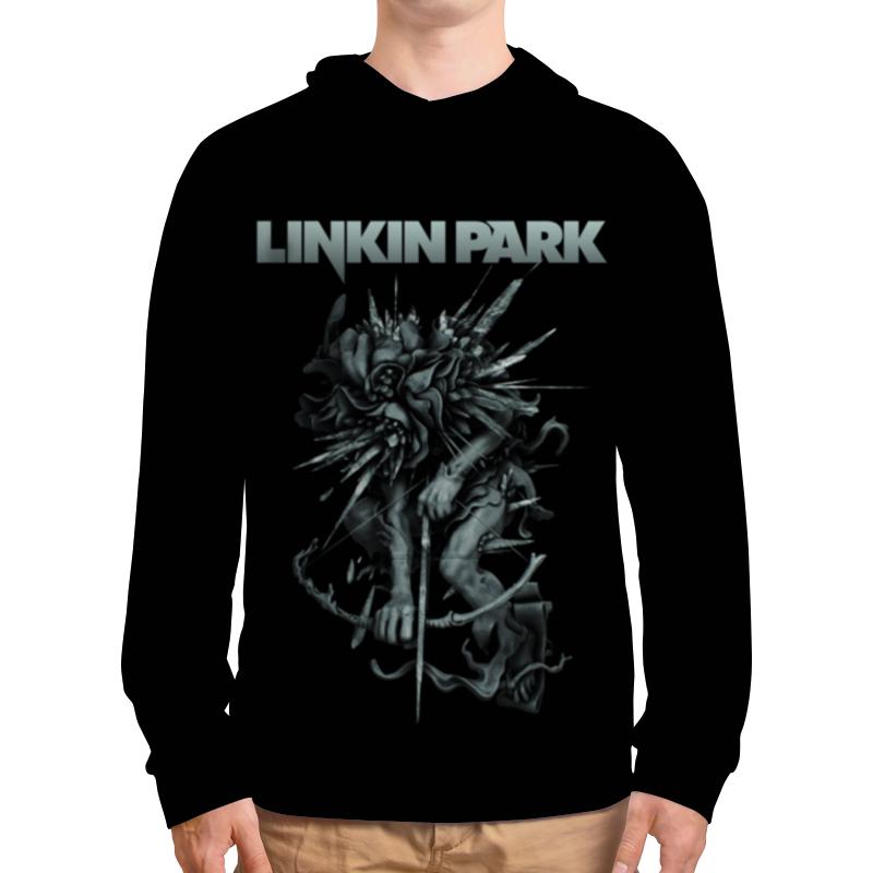 Толстовка с полной запечаткой Printio Linkin park толстовка с полной запечаткой printio linkin park