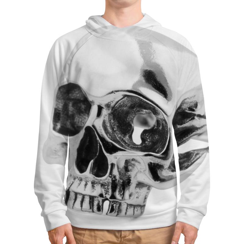 Толстовка с полной запечаткой Printio Skull - 24