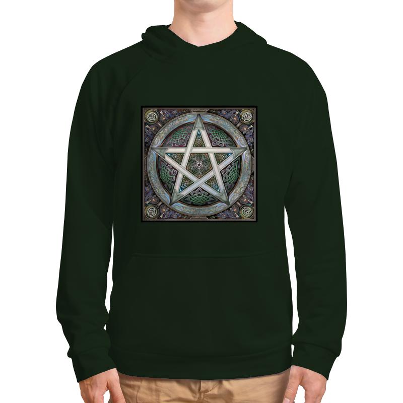 Толстовка с полной запечаткой Printio Очень древнийе знаки символы магия. матин и янтры защитные символы востока