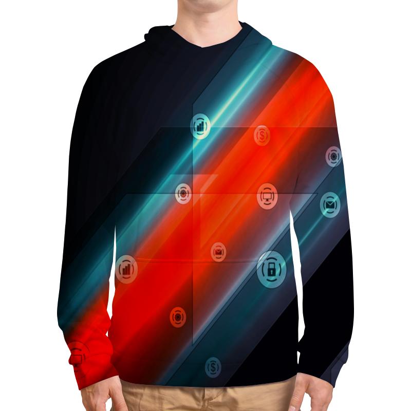 Толстовка с полной запечаткой Printio Виджеты футболка с полной запечаткой для мальчиков printio виджеты