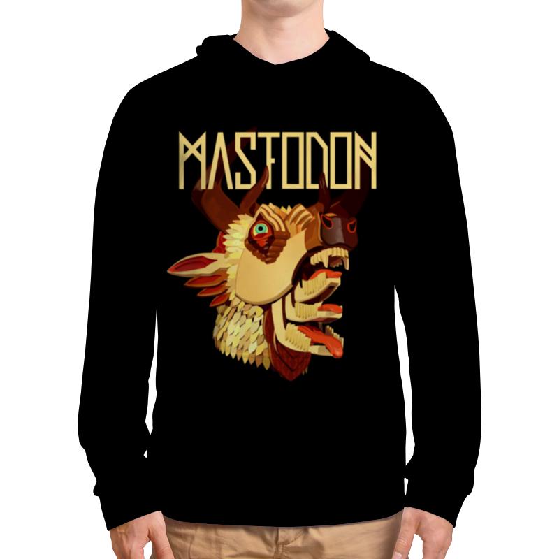 Толстовка с полной запечаткой Printio Mastodon