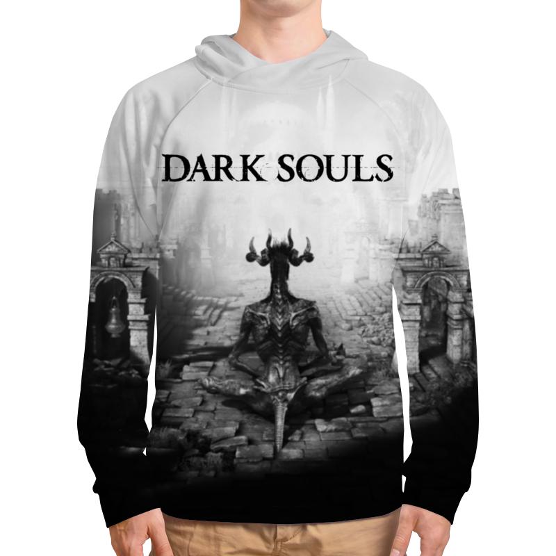 Толстовка с полной запечаткой Printio Dark souls dark souls prepare to die