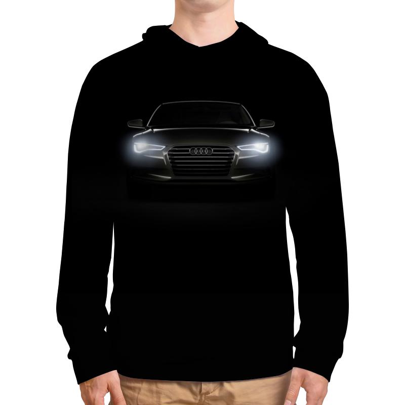 Толстовка с полной запечаткой Printio Audi (ауди) бронепровода на ауди 100