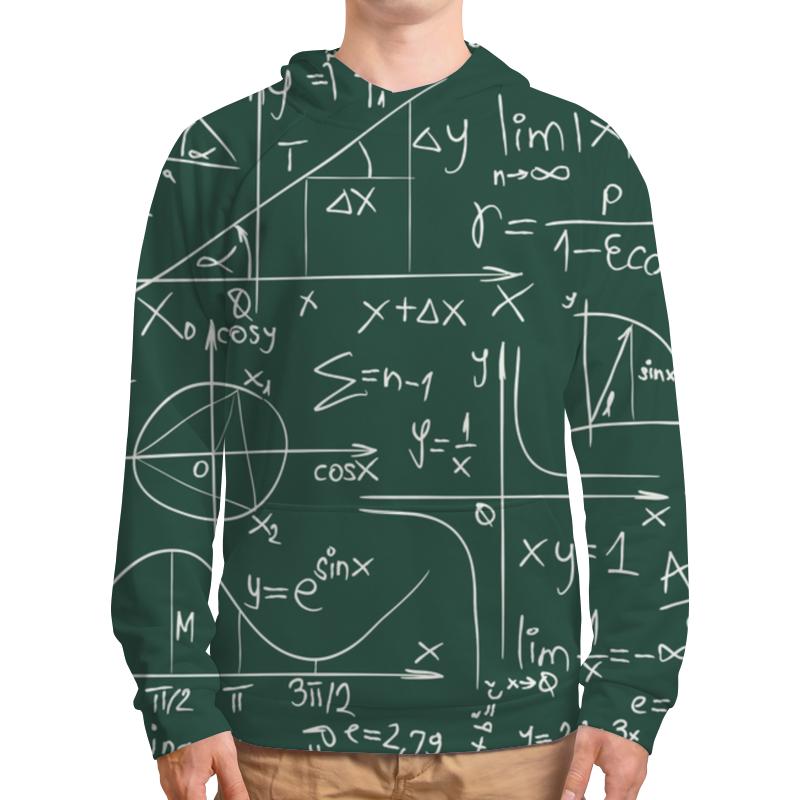Фото - Толстовка с полной запечаткой Printio Математика конструктор знаки зодиака водолей avtoys