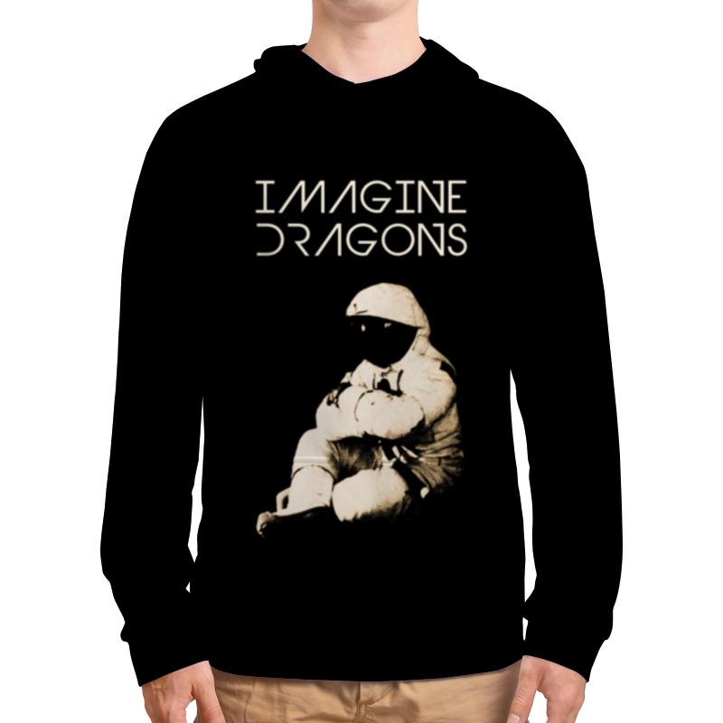 Толстовка с полной запечаткой Printio Imagine dragons imagine dragons москва